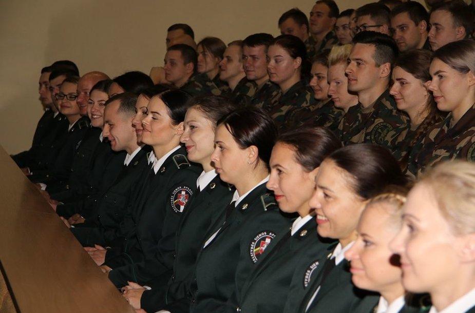 Nauji VSAT pareigūnai