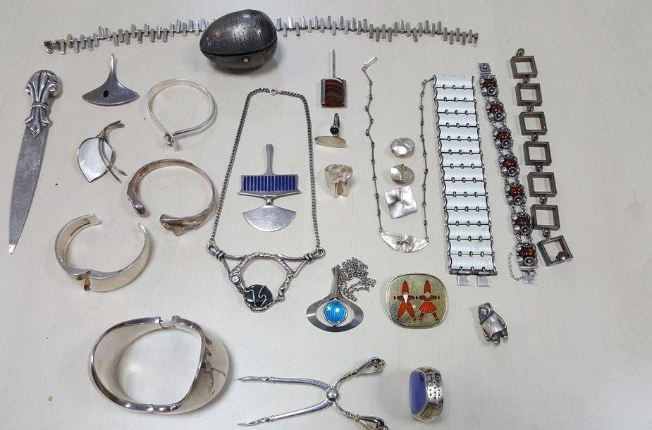 Vogti juvelyriniai dirbiniai