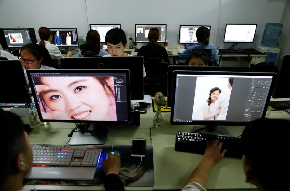 Kinai ketvirtadalį vestuvių biudžeto išleidžia prabangiai vestuvinei fotosesijai