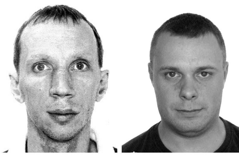 Ieškomas Nerijus Žilys ir Artur Tomaševič