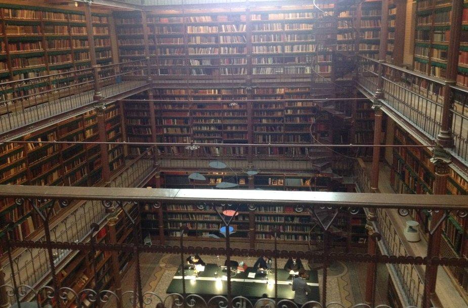 """""""Rijksmuseum"""" biblioteka meno knygų biblioteka"""