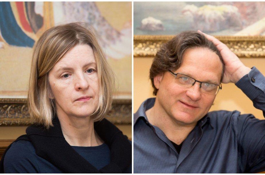 Karla Gruodis ir Rimas Užgiris