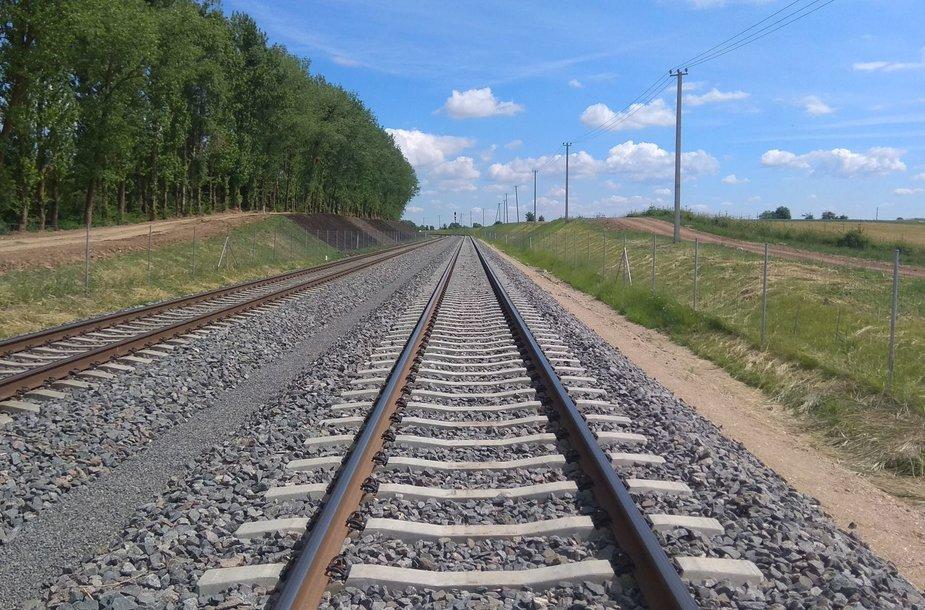 """Kodėl tiesiame europinį """"Rail Baltica"""" geležinkelį?"""