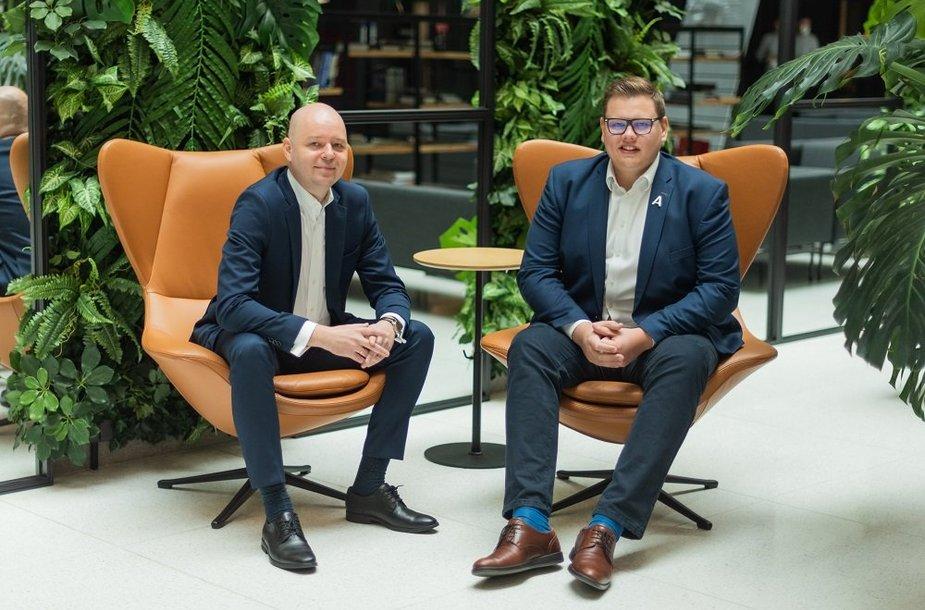 Lietuviškas virtualių aviacijos mokymų startuolis Aeroclass pritraukė 1,2 mln. USD investiciją