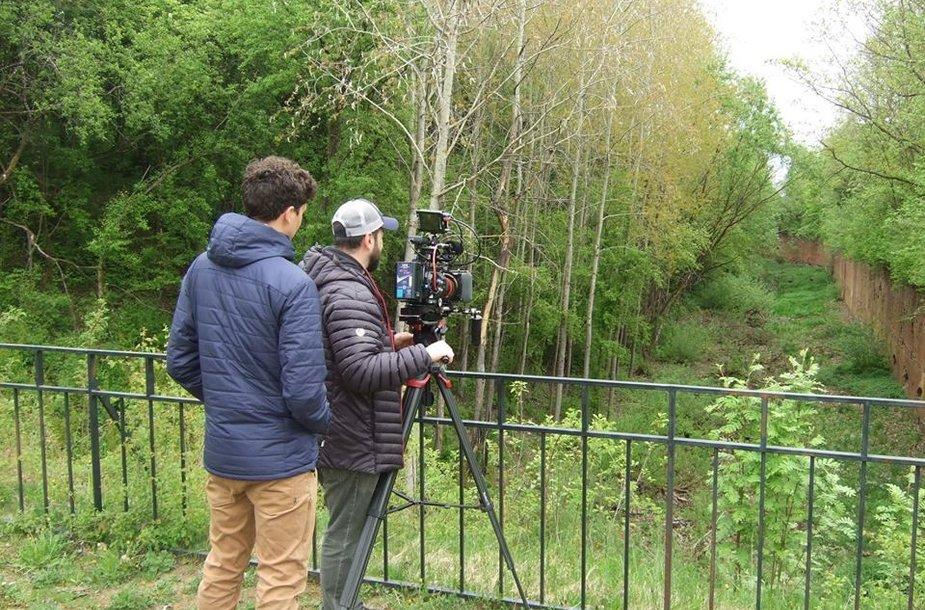 """""""Discovery"""" komanda kuria laidą apie Kauno tvirtovę"""