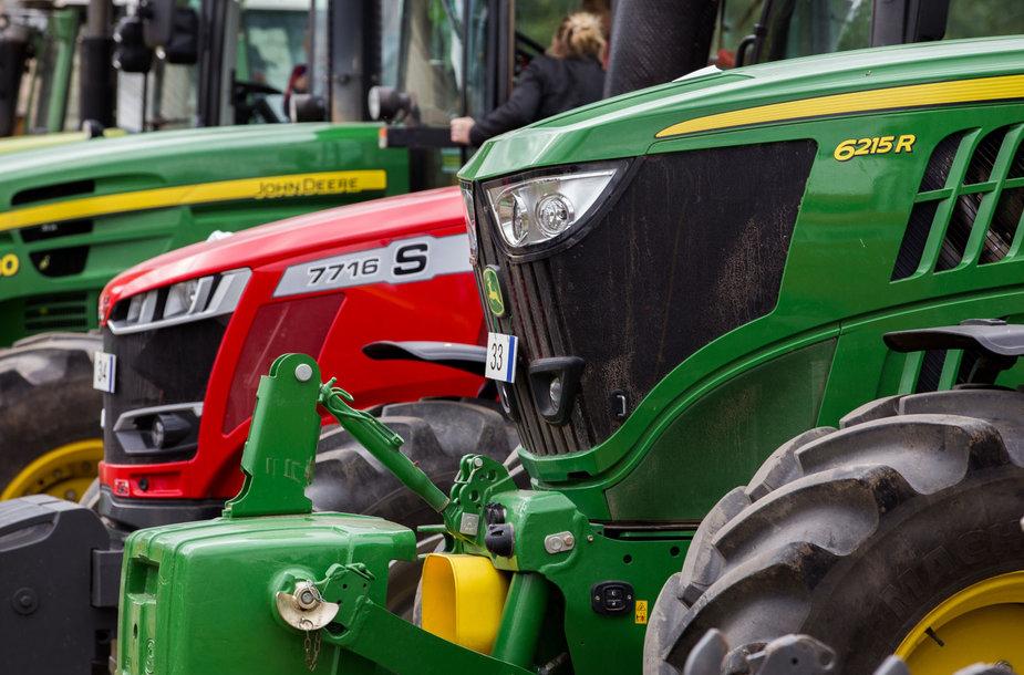 Traktorių šventė Kaišiadorių rajone