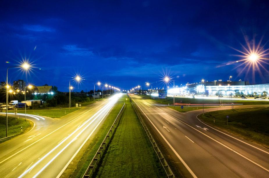 Greitkelis Kaunas-Vilnius