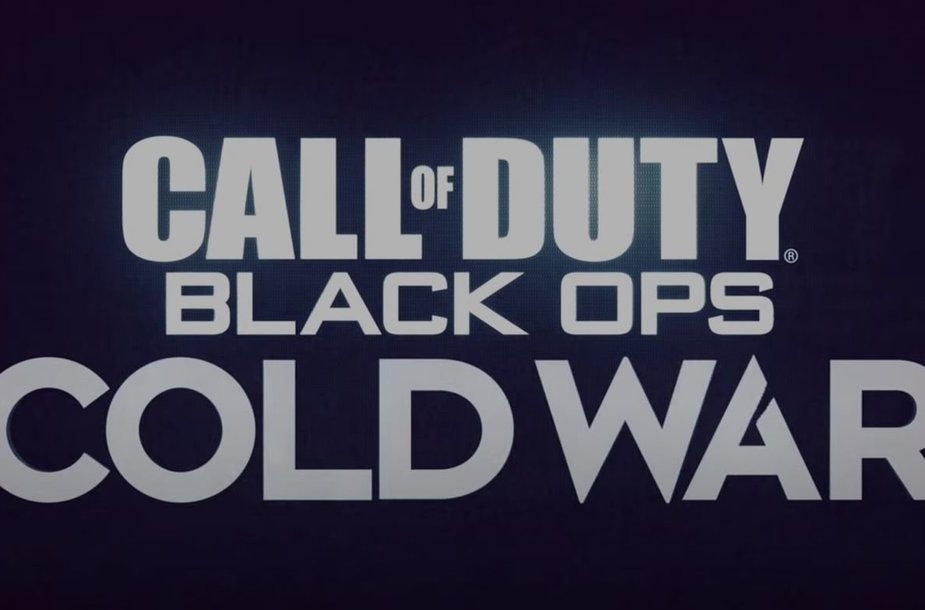 """""""Call of Duty Black Ops: Cold War"""""""