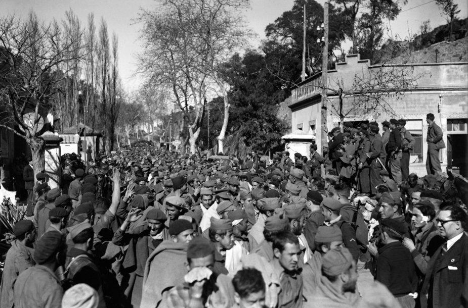 Ispanijos pilietinis karas