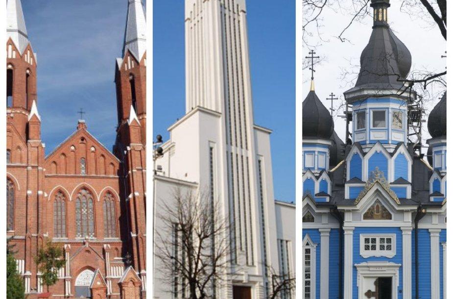 Lietuvoje esantys maldos namai