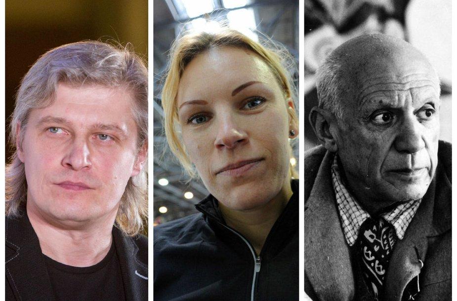 Ar atpažinsite šiuos žmones?