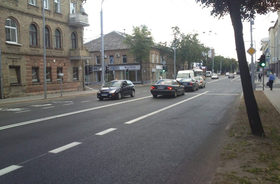 Švitrigailos gatvė