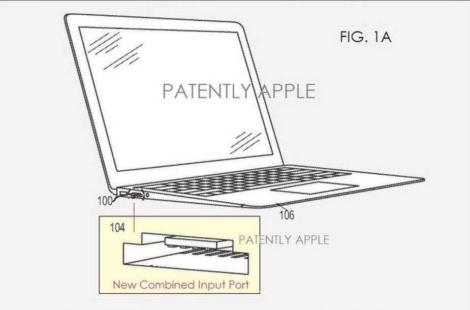 """""""Apple"""" užpatentavo naujo tipo sąsają informacijos perdavimui, tikriausiai, siekdama dar labiau sumažinti savo gaminamų nešiojamųjų kompiuterių storį"""