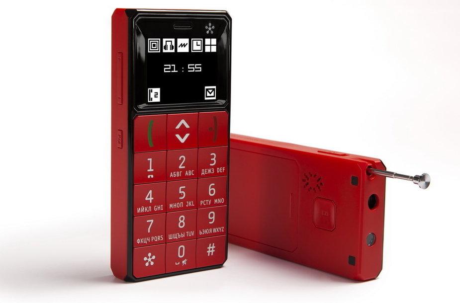 """Just5 Brick"" mobilusis telefonas"