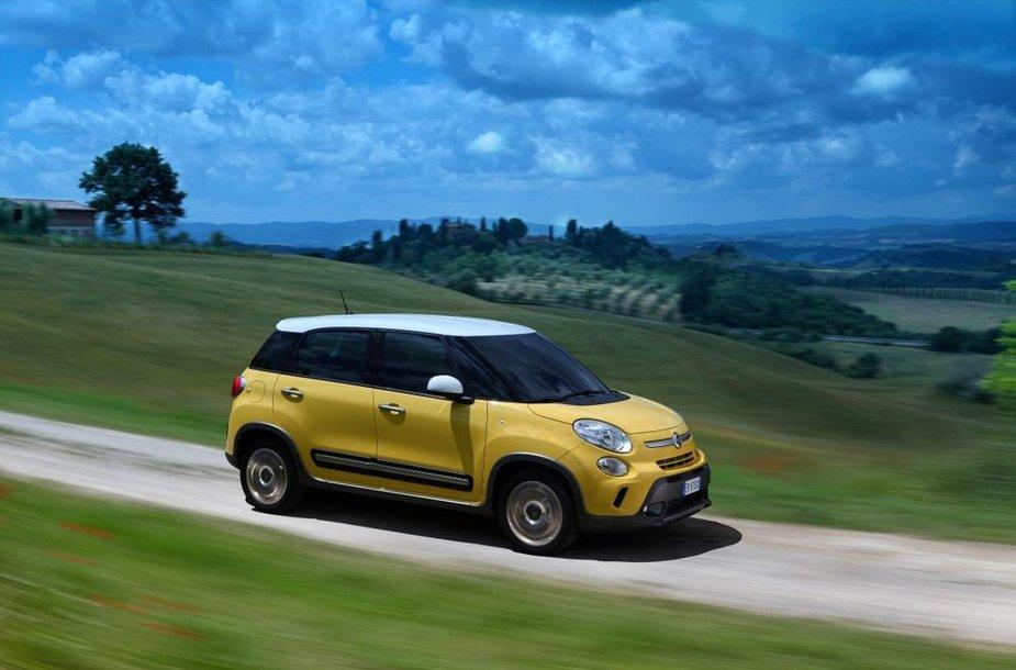 """""""Fiat 500L Trekking"""""""
