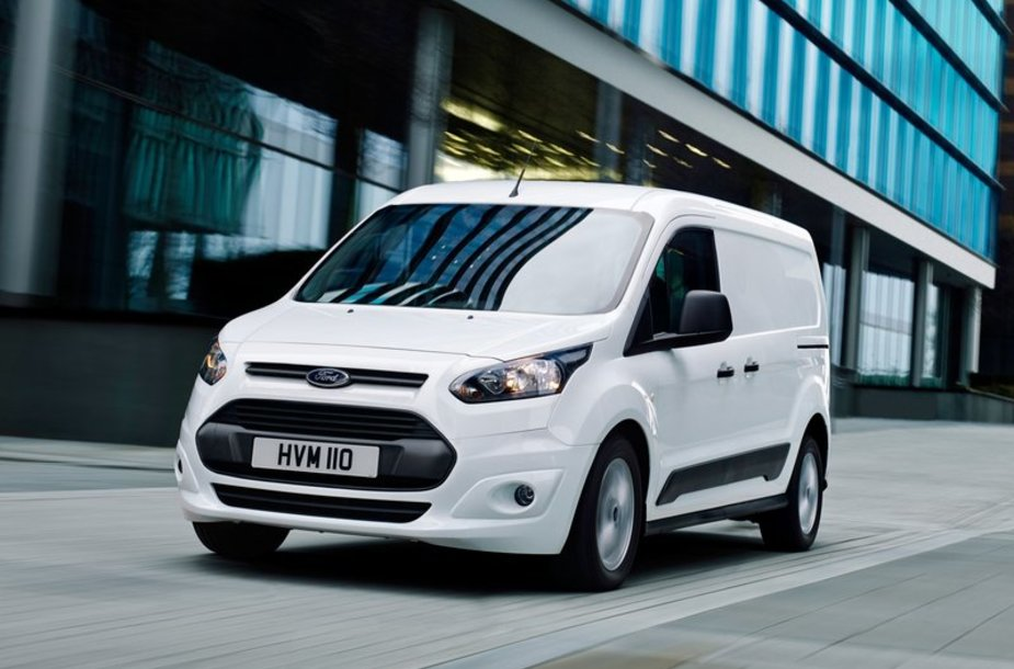 """Ford Transit Connect"""