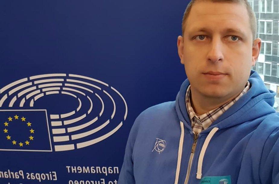 Mokytojas Andrius Storta