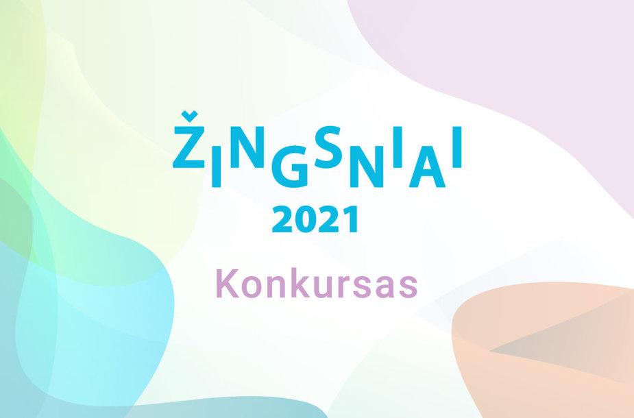 """""""Žingsniai 2021"""""""