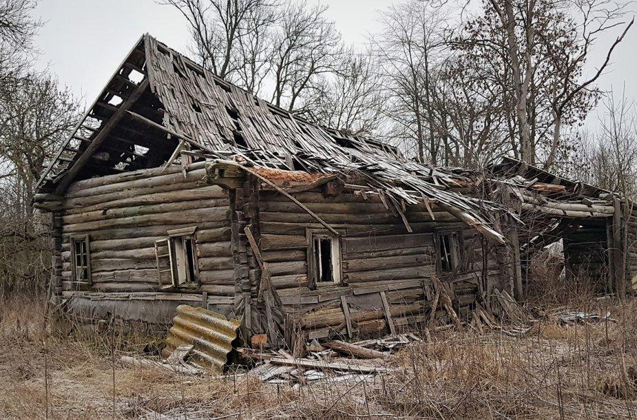 Kelionė po nykstančią Šiaurės Lietuvą