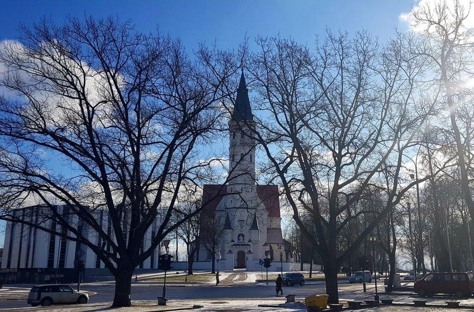 Šiaulių miesto centras netrukus pasikeis