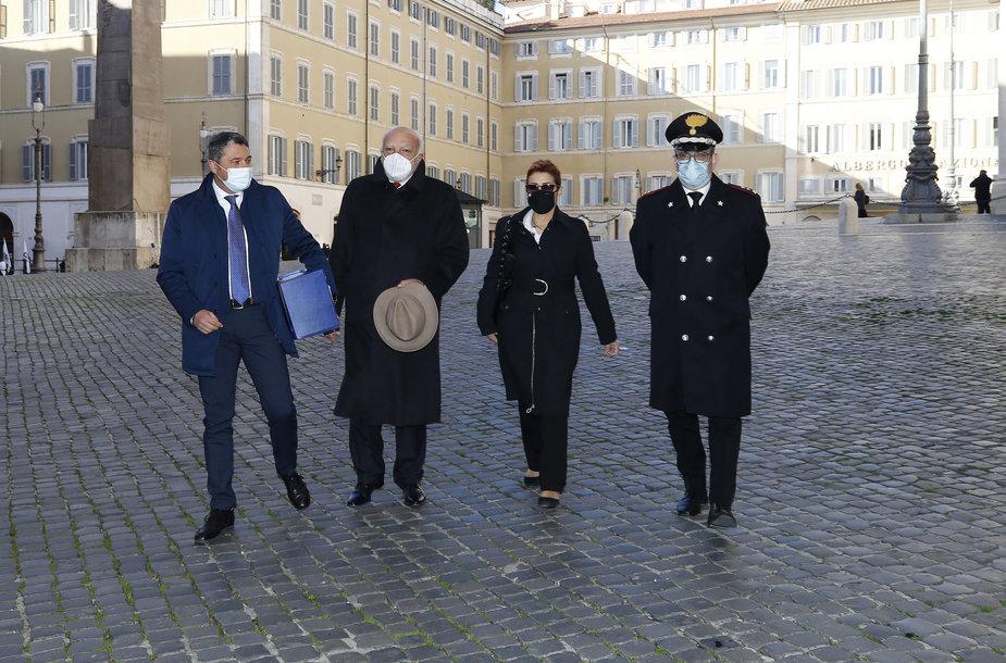 Italijos teisėjai