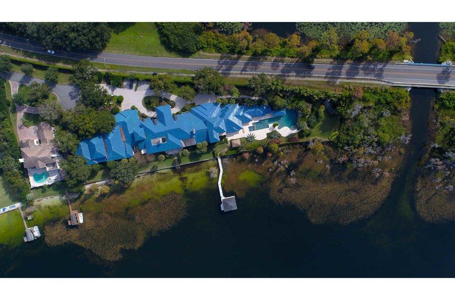 Shaquille'o O'Nealo namas Floridoje