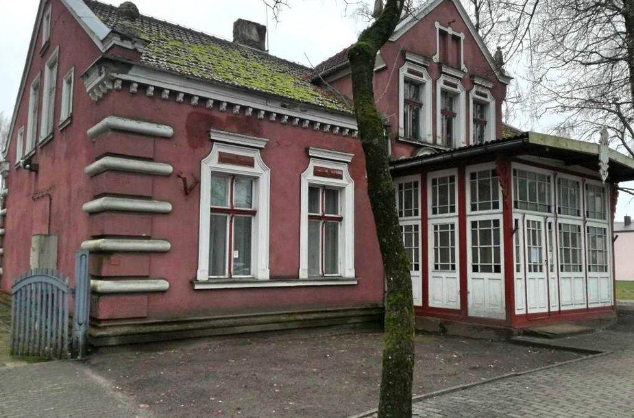 Senasis Šilutės muziejus