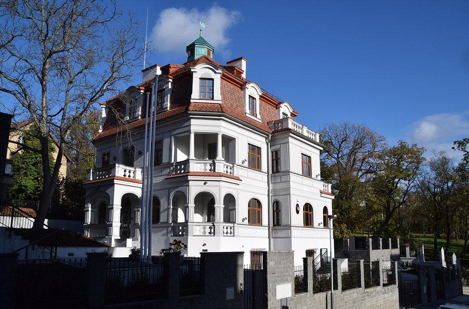 Lietuvos ambasada Prahoje