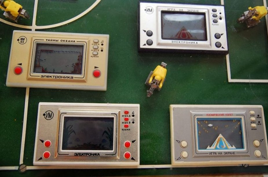 Nepatikėsite, bet daugybei sovietmečiu augusių vaikų žinomi elektroniniai žaislai taip pat nėra originalūs produktai