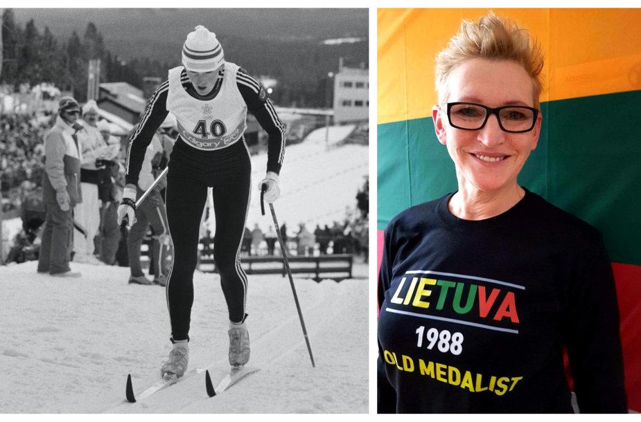 Vasario 14 dieną, lygiai prieš 30 metų, Vida Vencienė laimėjo olimpinį auksą.