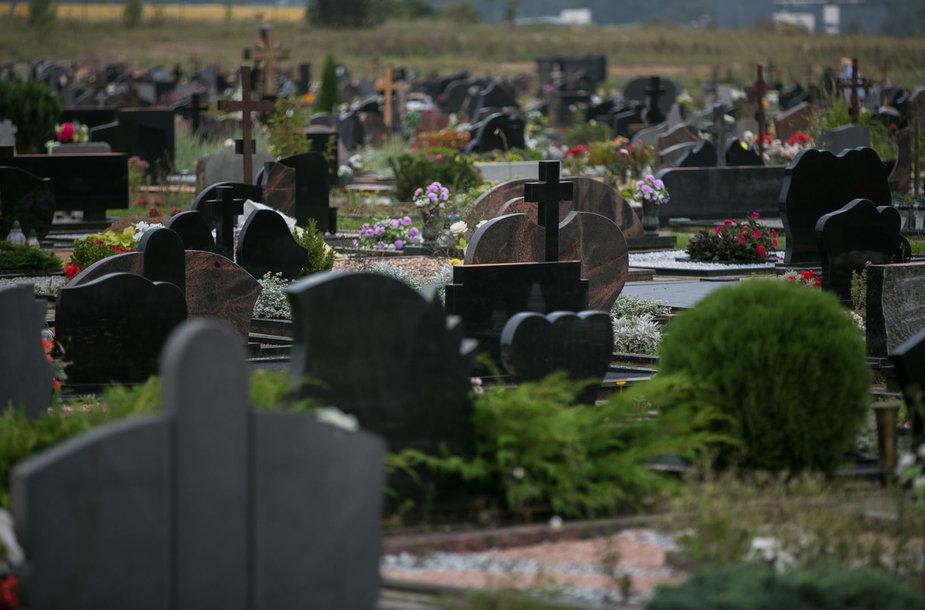 Liepynės kapinės Vilniuje