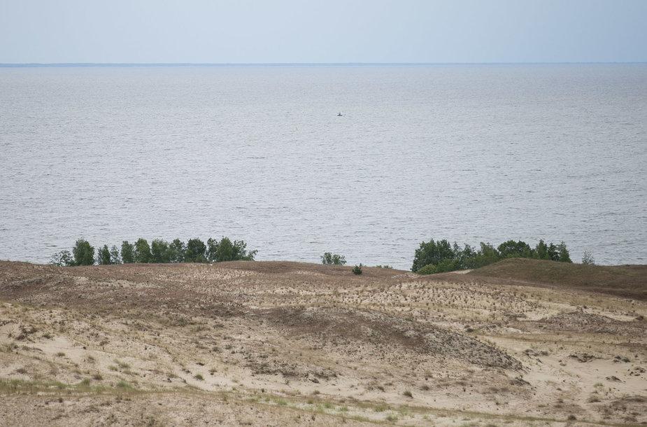 Parnidžio kopa Nidoje