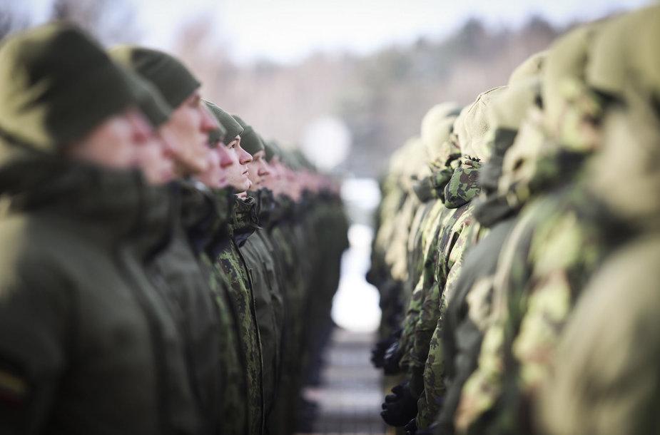 Lietuvos kariuomenėje įkurtas Ryšių ir informacinių sistemų batalionas