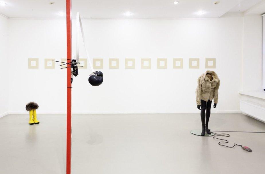 """Kęstučio Svirnelio kinetinės skulptūros prisatomos meno mugėje """"art Karlsruhe"""""""