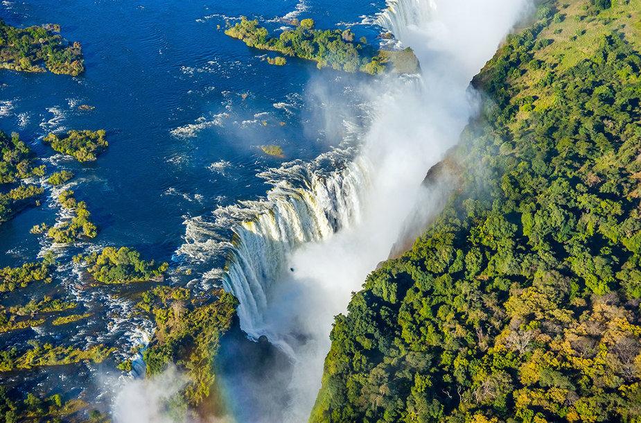 Zambezė, Zimbabvė