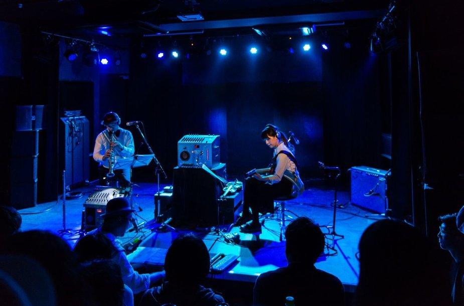 """Festivalio """"nowJapan"""" atidarymo koncertui kruopščiai rengiasi ir atlikėjai, ir robotas"""