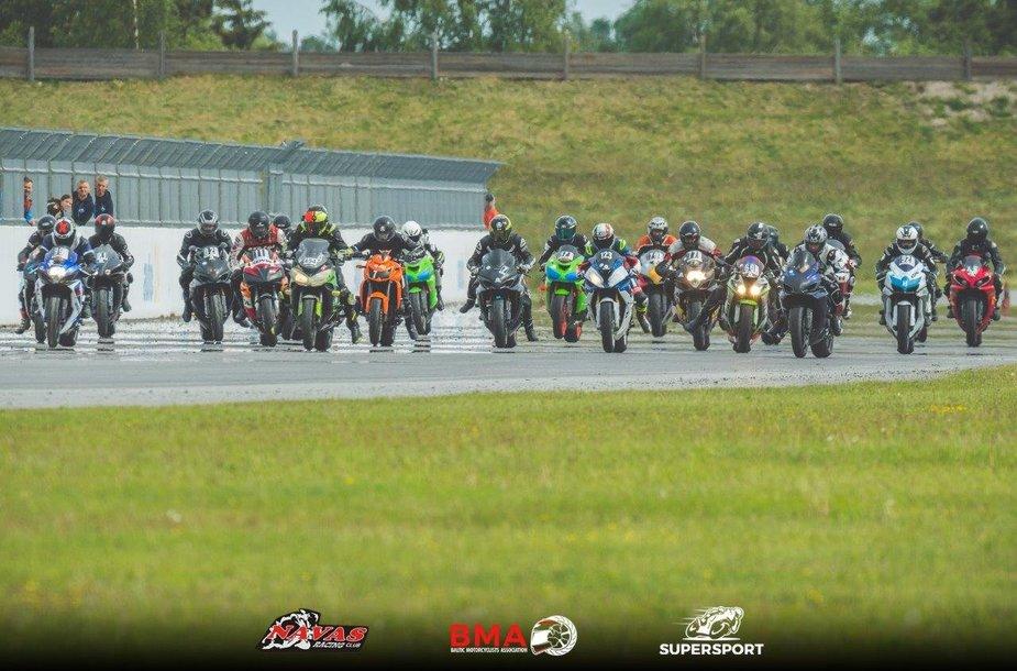 """""""BMA"""" motociklų čempionatas"""
