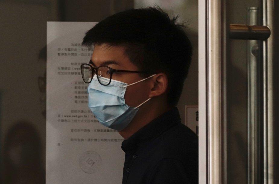 Joshua Wongas