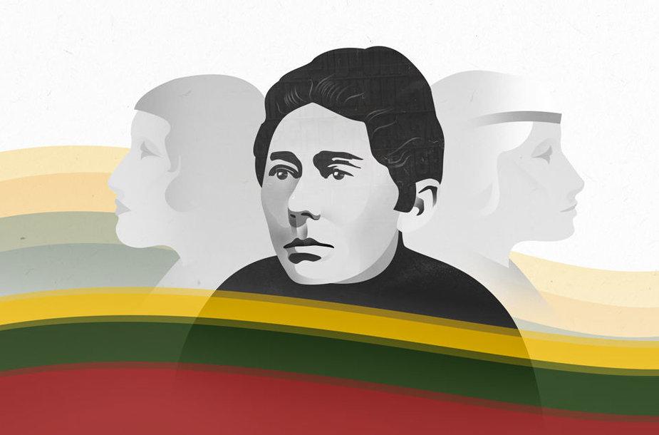 Moterys, keitusios Lietuvą: Gabrielė Petkevičaitė-Bitė