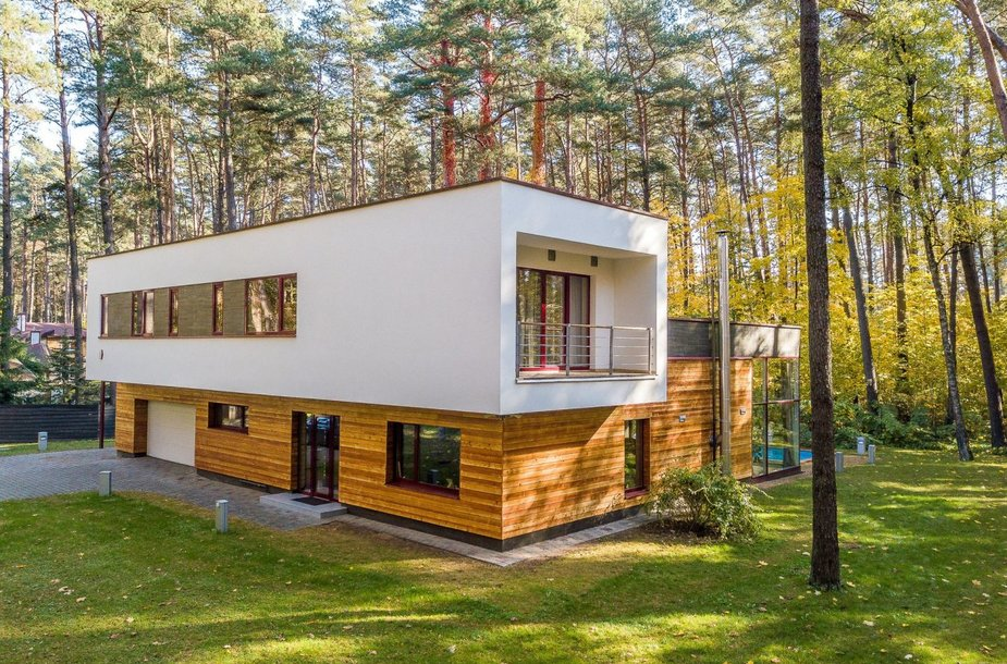 Namas Valakampiuose