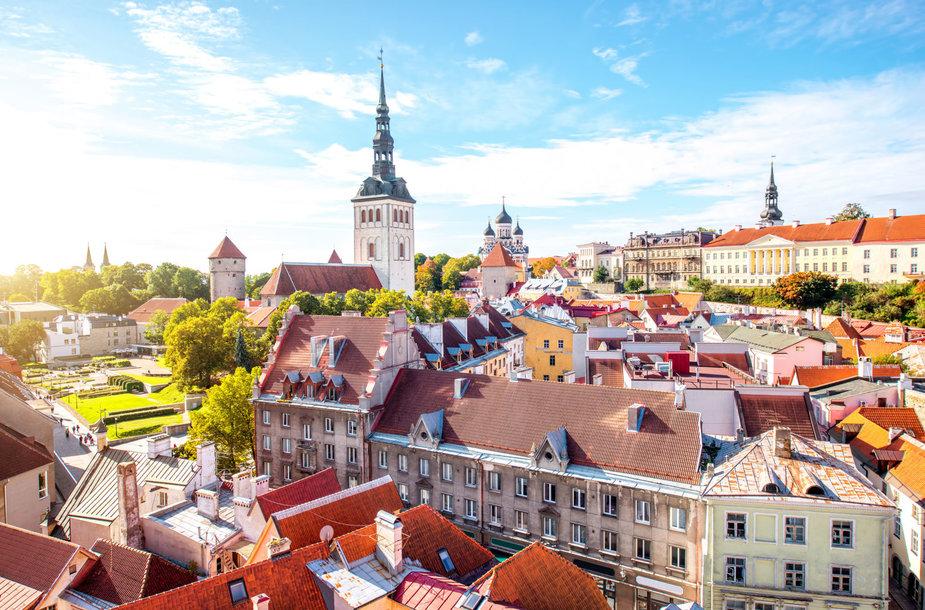 Talinas, Estija