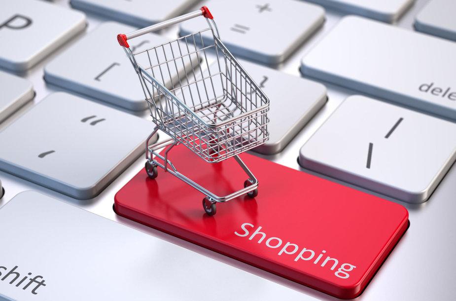 Elektroninė prekyba