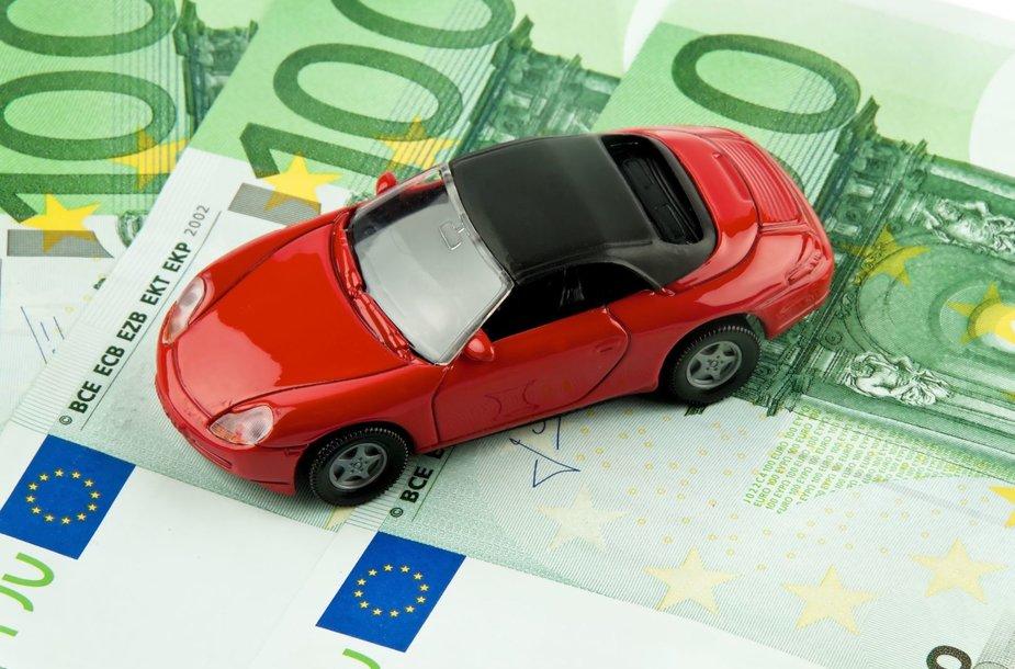 Automobilis, mokesčiai