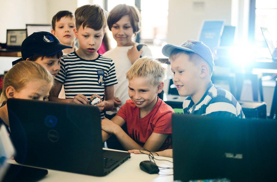 """Sourcery for Kids'' akademija"