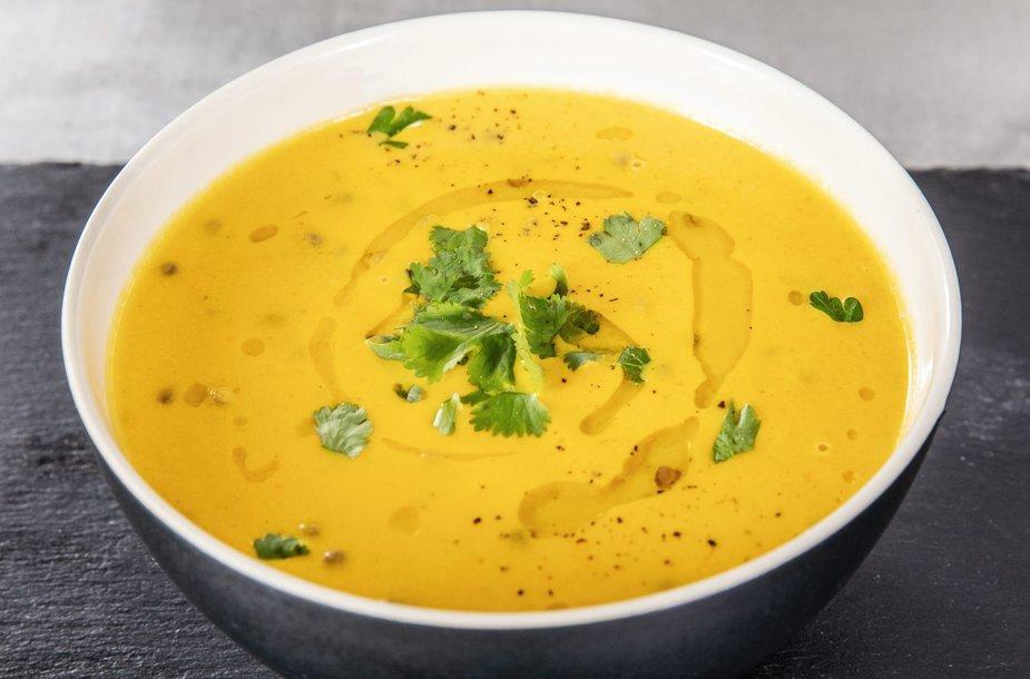 Pavyks iš pirmo karto: žinoma maisto tinklaraštininkė pasidalino aromatingos sriubos receptu