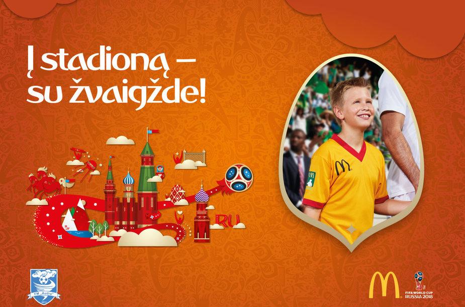 """Futbolo mokyklos """"Audra"""" treneris: futbolas yra viena geriausių sporto šakų vaikams"""