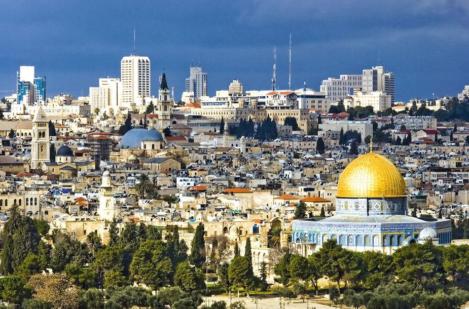 Jeruzalė, Izraelis