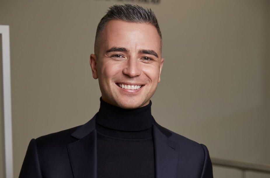 Gydytojas odontologas Simonas Bankauskas