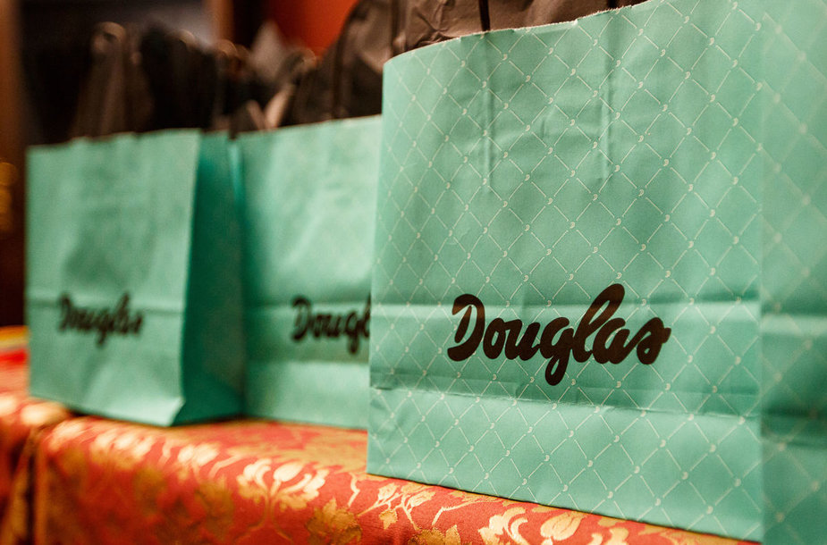 """""""Douglas"""" lojalių klientų vakaro akimirkos"""