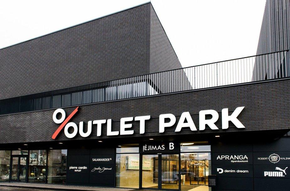 """Išparduotuvių centras """"Outlet park"""""""